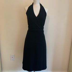Laundry - Black halter dress